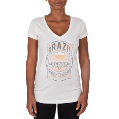Venum Carioca 4.0 T-shirt - Sand - For Women