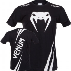 "Venum ""Challenger"" T-shirt - Black/Ice"