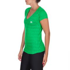 Venum Essential V Neck T-shirt - Green