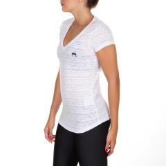 Venum Essential V Neck T-shirt - Ice