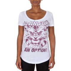 Venum Givin' T-shirt - White/Light Lilac