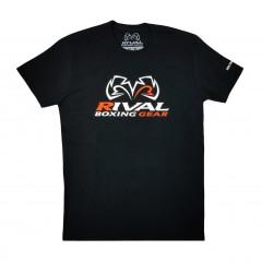 T-shirt Rival Corpo Noir