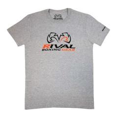 T-shirt Rival Corpo Gris