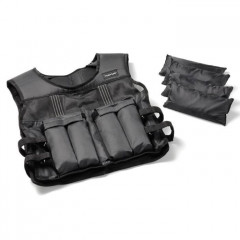 Tunturi weighted vest - 10kg