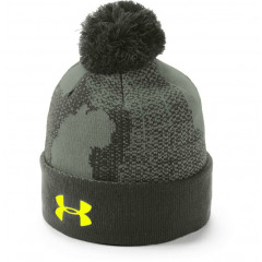 Bonnet Enfant Under Armour Pom - Vert