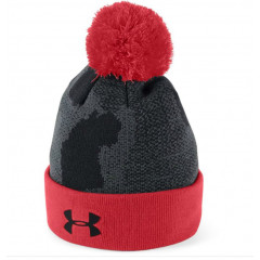 Bonnet Enfant Under Armour Pom - Noir