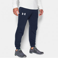 Pantalon de jogging Under Armour Rival Cotton - Bleu Marine