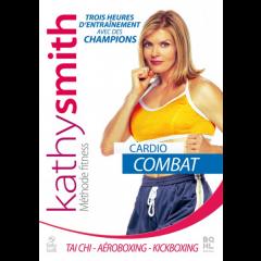 "DVD Kathy Smith ""Cardio Combat"""