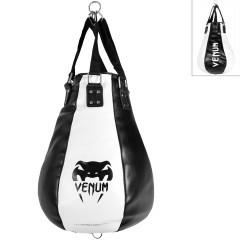 Venum Classic Upper Cut Training Bag - Black/White