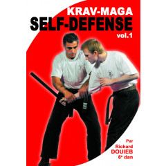"Dvd ""Krav Maga-self defense"" vol1 Richard Douieb"