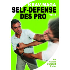 """Krav Maga-The pros self-defense vol 4"" Richard Douieb"