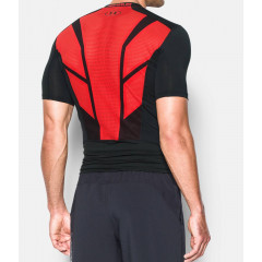 T-shirt Compression UA HeatGear Armour Supervent
