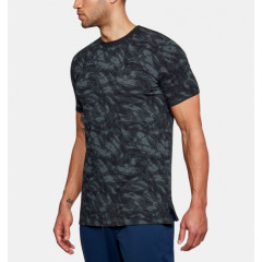 T-shirt imprimé Under Armour Sportstyle - Noir