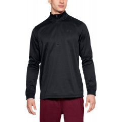 Maillot Under Armour Fleece - Manches longues - Noir