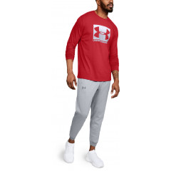 Pantalon de Jogging Under Armour Fleece - Gris