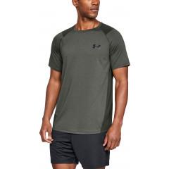 T-shirt Under Armour MK1 - Vert