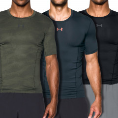 T-shirt Compression Under Armour HeatGear® SuperVent Armour