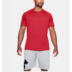 T-Shirt Under Armour Tech - Rouge