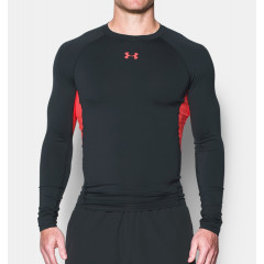 T-shirt compression Under Armour HeatGear manches longues