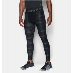 Legging imprimé Under Armour HeatGear® pour homme