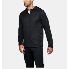 Veste à capuche Under Armour MK1 Terry FZ - Noir