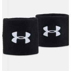 Poignets de sport Under Armour Performance - Noir