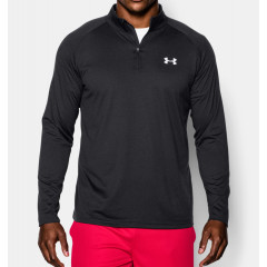 T-shirt à Manches longues Under Armour Tech™ avec 1/4 zip