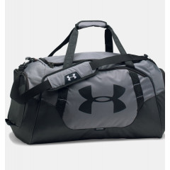 Sac de sport Under Armour Undeniable 3.0 - 90 Litres - Gris