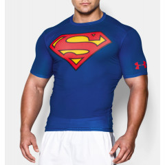 T-shirt de compression Under Armour Alter Ego Superman