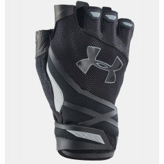 Gants de musculation Under Armour Resistor - Noir