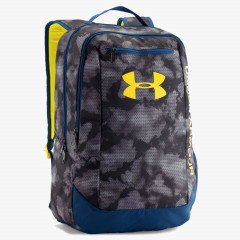 Sac à dos Under Armour Hustle-Camo Gris