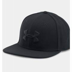 Casquette Under Armour Huddle Snapback - Noir