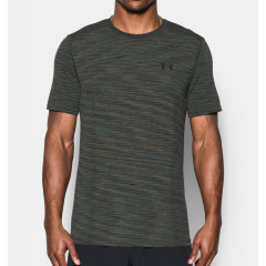 T-shirt Under Armour Threadborne Seamless - Gris