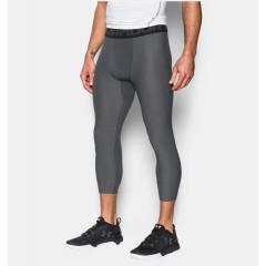Legging Under Armour HeatGear® pour homme - Gris/Noir