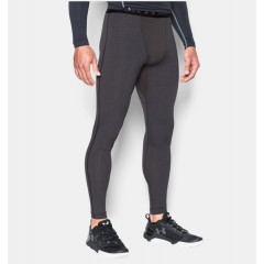 Legging compression Under Armour ColdGear® Armour - Gris