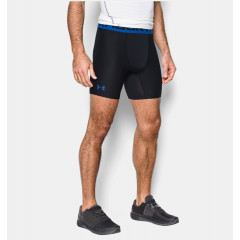 Short de compression Under Armour HeatGear® - Noir
