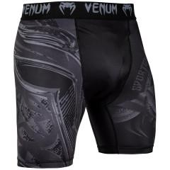 Venum Gladiator 3.0 Vale Tudo Shorts - Black/Black