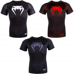 Pack Venum Contender 3.0 Compression T-Shirt - Short Sleeves