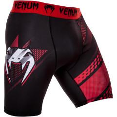 Venum Rapid Vale Tudo Shorts - Black/Red