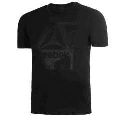 T-shirt Reebok Workout Ready SUPREMIUM 2.0 - Noir