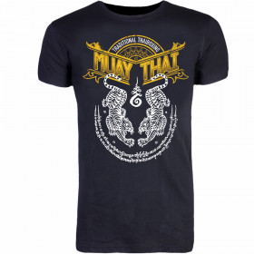 T-shirt 8 WEAPONS Sak Yant Tigers Muay thai