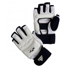 Gants de MMA Adidas - Blanc/Noir