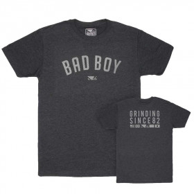 T-shirt Bad Boy Daily Grind - Charcoal/Grey