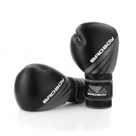 Gants de Boxe Bad Boy Training Series Impact - Noir/Gris