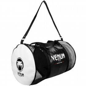 Venum Thai Camp Sport Bag - Black/Ice