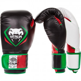 Venum Contender Boxing Gloves - Mexico