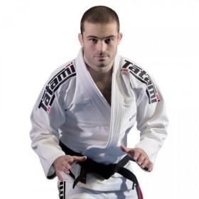 Kimono de JJB Tatami Fightwear Estilo 6.0 - Blanc/Noir