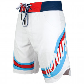 Venum Cutback Boardshorts - Royal Blue/Red