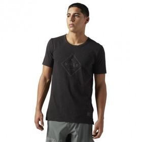 T-Shirt Reebok Noble Fight