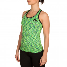 Venum Heather Tank Top - Heather Blue/Green